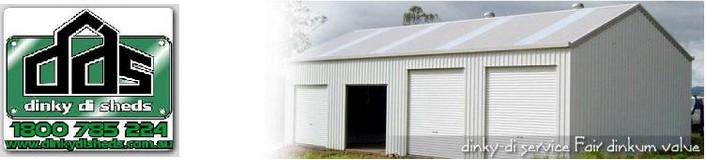Dinky Di Sheds & Garages